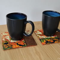 Autumn Coasters